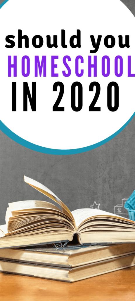 homeschool in 2020